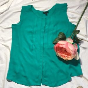 1X Worthington sleeveless blouse